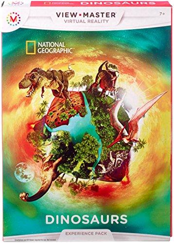 View-master - Pack experiencia: dinosaurios (Mattel DTN70)
