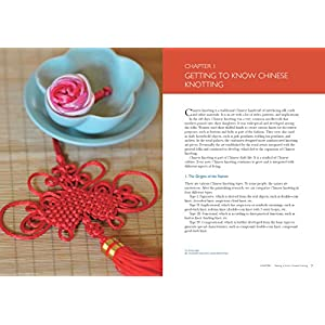 Chinese Knotting: An Illustrated Guide of 100+ Projects