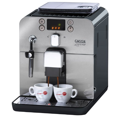 Buy Discount Gaggia Brera Superautomatic Espresso Machine, Black