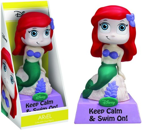 Disney Little Mermaid Ariel Collectible Vinyl Figure