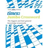 Times 2 Jumbo Crossword Book 4by The Times Mind Games