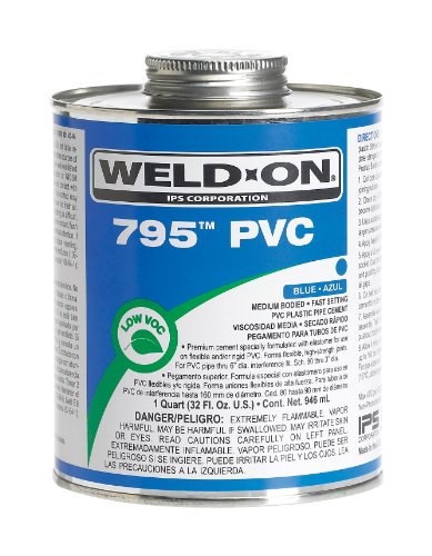 weld-on-795-11905-plumbing-grade-pvc-cementflexible-medium-bodied-fast-setting-1-quart-can-with-appl