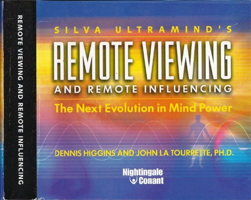Silva Ultramind's Remote Viewing and Remote Influencing (Remote Influencing compare prices)