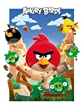 GB eye 47 x 67 cm Angry Birds Smash 3d Lenticular Poster, Assorted