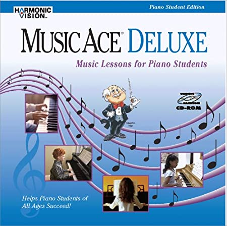 Music Ace Deluxe - Piano Student Edition