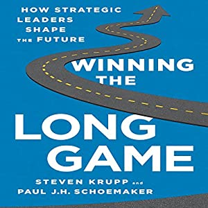 Winning the Long Game Audiobook