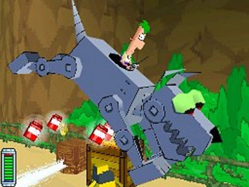 Phineas and Ferb Across the Second Dimension galerija