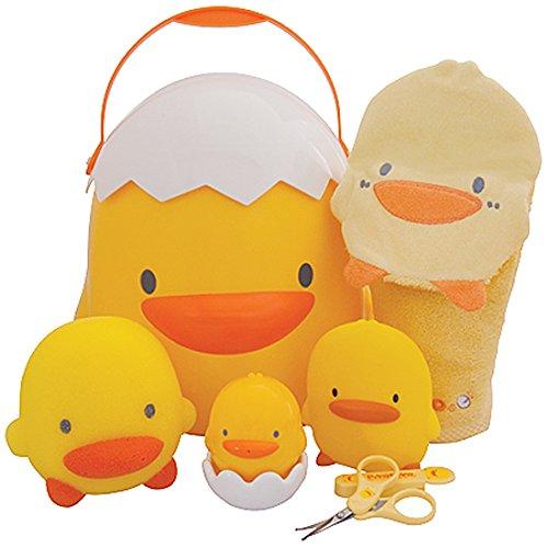 Piyo Piyo Bathing Toddler Gift Set - 1