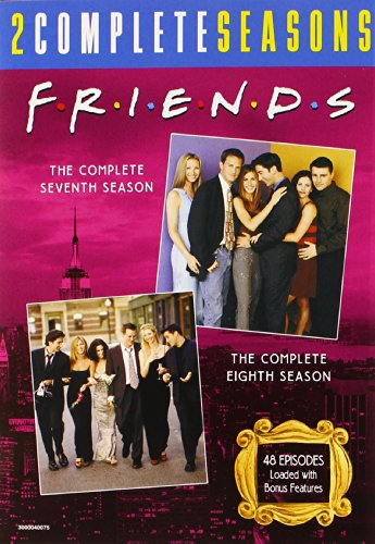 Friends: The Complete Seventh and Eighth Seasons (Friends Complete Box Set compare prices)