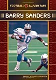 img - for Barry Sanders (Football Superstars) book / textbook / text book