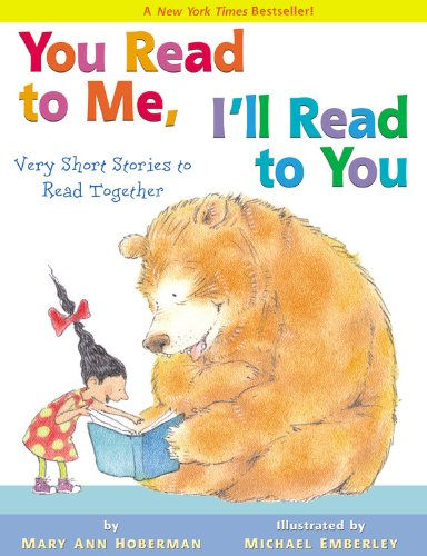You Read to Me, I\'ll Read to You: Very Short Stories to Read Together