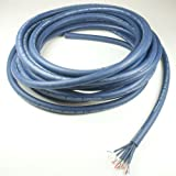 Proleads Van Damme Blue Series 8 Pair Multicore Cable (Per Metre)