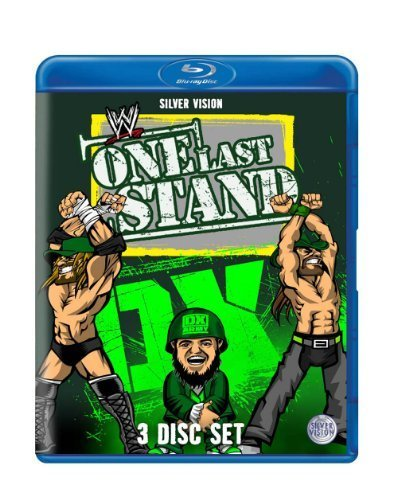 WWE - D Generation X: One Last Stand (Blu-ray) [2 DVDs]