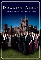 Downton Abbey Engagement Calendar 2013