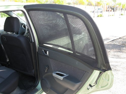 car/auto window socks/sox sunshade baby/kids sun shades (Insect Netting For Auto Windows compare prices)