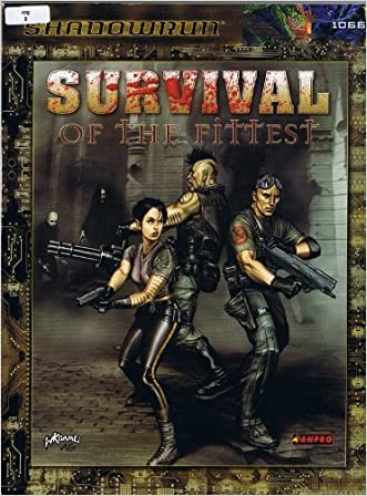 Survival of the Fittest (Shadowrun)