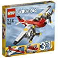 Lego Creator - 7292 - Jeu de Construction - L'Avion � Double H�lices