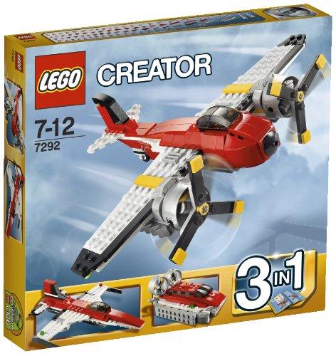 LEGO Creator 7292 - Aereo bi-elica