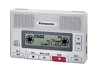 Panasonic ICレコーダー シルバー RR-SR30-S