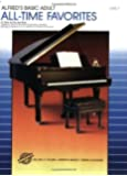 Alfred's Basic Adult Piano Course: All-Time Favorites