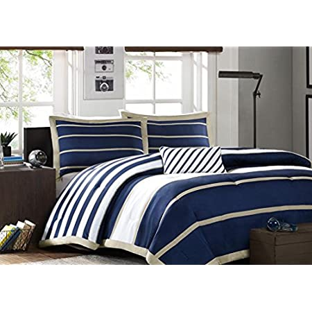 51jeX0AGoDL._SS450_ The Best Nautical Quilts and Nautical Bedding Sets