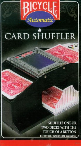 New Bicycle 1-2 Deck Shuffler (Cards not included)