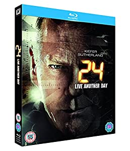 24: Live Another Day [Blu-ray] [2014] [Region Free]