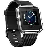 Fitbit「Blaze」スマートウォッチ(Large, BlackSilver) [並行輸入品]