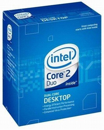 2.8 ghz intel core 2 duo