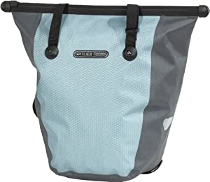 Ortlieb Bike Shopper Pannier: Each; Blue/Gray