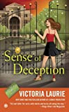 img - for Sense of Deception (Psychic Eye Mystery) book / textbook / text book