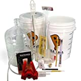 Brewers Best DELUXE Beer Home Brewing Equipment Kit