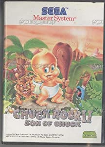 Chuck rock II Son of chuck - Master System - PAL
