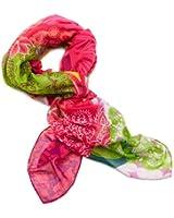 Desigual - floreada - foulard - imprimé - femme