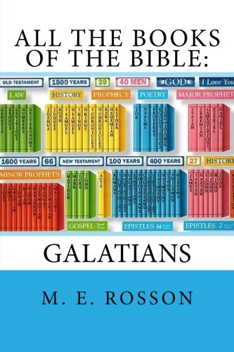 All the Books of the Bible: NT Edition-Epistle to Galatians
