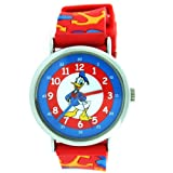 Disney Donald Duck Easy To Read Dial Watch MC1513