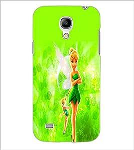 PrintDhaba Cute Doll D-2111 Back Case Cover for SAMSUNG GALAXY S4 MINI (Multi-Coloured)