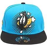 ILU Cartoon Cap For Boys And Girls /Snapback Caps Kids /Baseball Caps / Hip Hop Cap (3 To 12 Years)