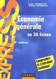 echange, troc Jean Longatte, Pascal Vanhove - Economie générale