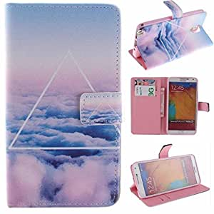 Note 3 case,Galaxy Note 3 case,Samsung Note 3 Case,Galaxy Note 3 cases-Creativecase Carryberry new Wallet Colorful PU Leather Case Cover for Samsung Galaxy Note 3 N9000