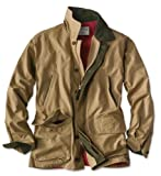 Orvis Heritage Field Coat, Dark Khaki, Large