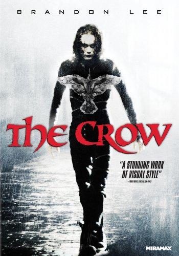 DVD : The Crow [DVD] [+Peso($29.00 c/100gr)] (US.AZ.5-0-B0085A9HU6.387)