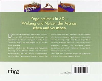 Yoga-Anatomie 3D: Band 1: Die wichtigsten Muskeln