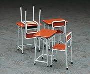 学校の「机と椅子」