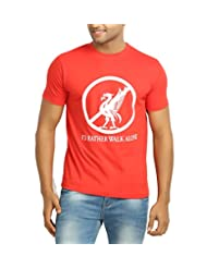642 Stitches Men's Round Neck Cotton Liverpool Troll T-Shirt