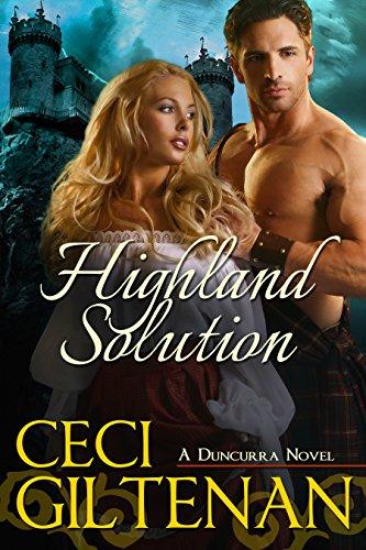 Ceci Giltenan - Highland Solution (Duncurra Book 1)
