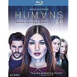 Humans 2.0 [Blu-ray]