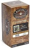 Baronet Coffee Fresh Roasted Dark Kenya AA Dark Roast (12 g) Coffee Pods, 16-Count Pods (Pack of 3)