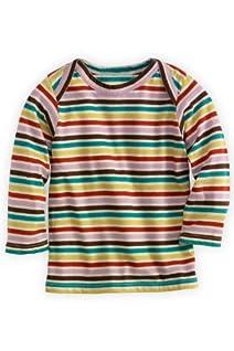 Lula La Baby Organic Jersey Stripe Fair Trade T-shirt