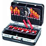 KNIPEX 00 21 20 20-Piece Electronics Tool Set
